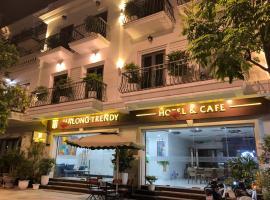 Ha Long Trendy Hotel, hotel en Ha Long