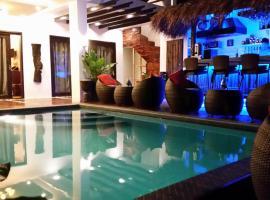 Pukka Beach Hotel, отель в Эль-Нидо