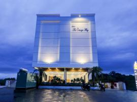 Capital O 47631 Hotel The Orange Flag, hotel in Aurangabad