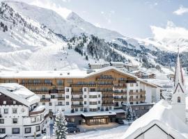 Hotel Edelweiss & Gurgl, hotel in Obergurgl
