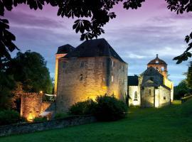 Chateau de Lissac