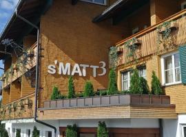 S'Matt 3, Hotel in Lingenau