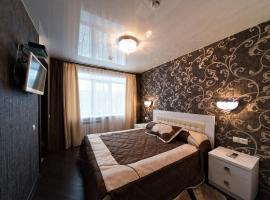 Гостиница Шведка, отель в Братске