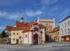 Apartmán u Brány, hotel v destinaci Prachatice