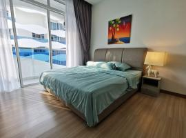 Thermospace The Wave B-23-10 Melaka City, apartment in Malacca