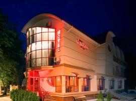 Villa Rossa Hotel, hotel in Chişinău