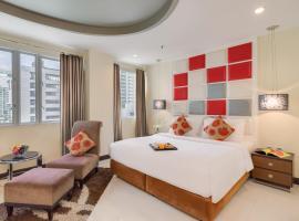 FuramaXclusive Asoke, Bangkok, hotel in Sukhumvit, Bangkok