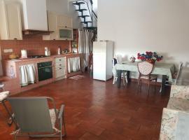 Casa Vento, apartment in Viareggio