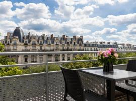 Citadines Bastille Marais Paris, apartment in Paris