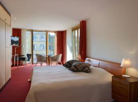 Hotel S, hotel in Pontresina