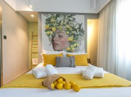 Artree Suites, διαμέρισμα στο Ηράκλειο Πόλη