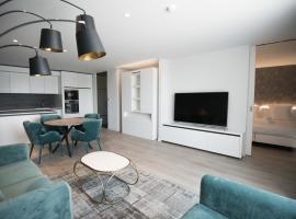 Aparthotel Acropolis, family hotel in Middelkerke