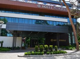 Metropolis Hotel, hotel din Bistriţa