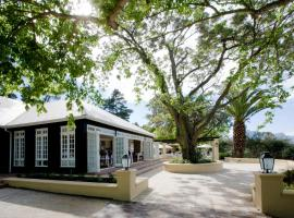 The Devon Valley Hotel, hotel in Stellenbosch