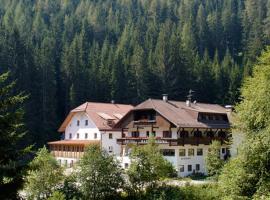 Hotel Bad Bergfall, отель в Вальдаоре