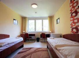 LC - Hotel Ostrava, отель в Остраве