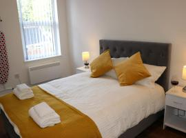 Newgate Apartments, hotel in Stoke on Trent