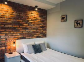 Loft Apartament 2, apartment in Piła