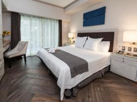 Suites Del Ángel, serviced apartment in Mexico City