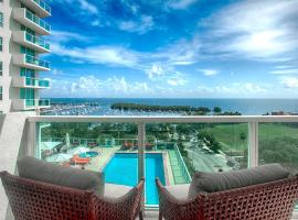 Private Residences at Hotel Arya by SoFLA Vacations, hotel near Cocowalk Shopping Center, Miami