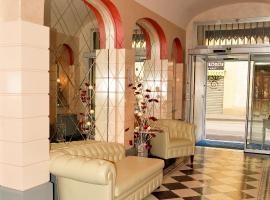Hotel Amadeus E Teatro, hotel a Torino