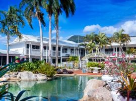 Cairns New Chalon, motel in Cairns