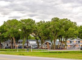 The Gunnison Inn at Dos Rios Golf Course, hotel in Gunnison