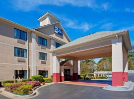 Best Western Augusta West, hotel in Augusta