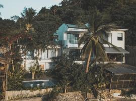 Frangipani El Nido, hotel near Corong Corong Beach, El Nido
