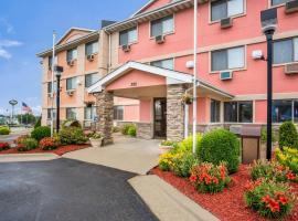 Quality Inn Cedar Rapids South, hotel in Cedar Rapids