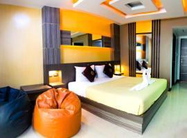 Mr. Mac's Hotel, hotel in Pattaya South