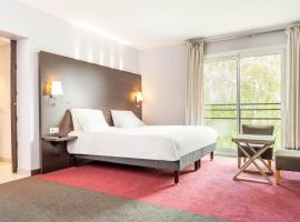 루덩에 위치한 호텔 Kyriad Loudun - Le Renaudot