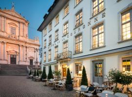 Boutique Hotel La Couronne, Hotel in Solothurn