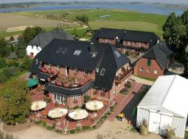 Erlebnis-Bauernhof Kliewe, hotel in Ummanz
