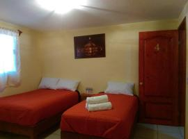 Hotel el Triunfo H&C, hotel en Chignahuapan
