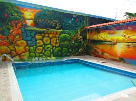 Hotel Huito, hotel en Leticia