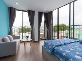 The Art - Tina Hotel and Apartments, serviced apartment in Ho Chi Minh City