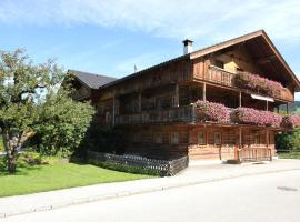 Fantastic apartment in a quiet location near the ski lift, hotel in Reith im Alpbachtal
