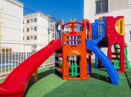Apart Condominio, hotel with pools in Campos dos Goytacazes