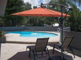 Sunset Oasis, vacation rental in Tampa