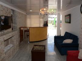 Hotel Orlannd, hotel in Paipa