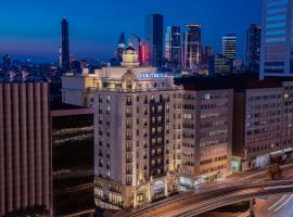 DoubleTree by Hilton Istanbul Esentepe, hotel in Istanbul