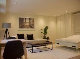 Fully Renovated Studio Flat With Own Parking (Lux Bonnevoie)