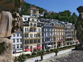 ASTORIA Hotel & Medical Spa, hotel poblíž Letiště Karlovy Vary - KLV,