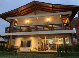 Pousada Casa Albatross, hotel in Penha