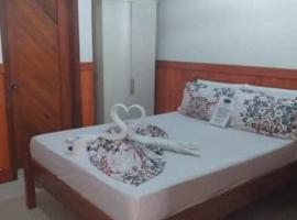 Garnet Hotel, hotel in El Nido