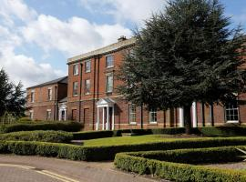 DoubleTree by Hilton Stoke-on-Trent, United Kingdom, hotel near Congleton Park, Stoke on Trent