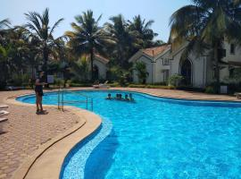 Casa Legend Villa & Apartments Arpora - Baga - Goa, apartment in Baga