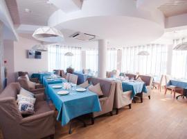 FamilySpaResort, отель в Голубицкой