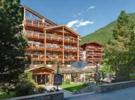 Hotel Bellerive, hotel near Findelbahn, Zermatt